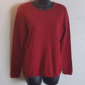 Charter club sweater!